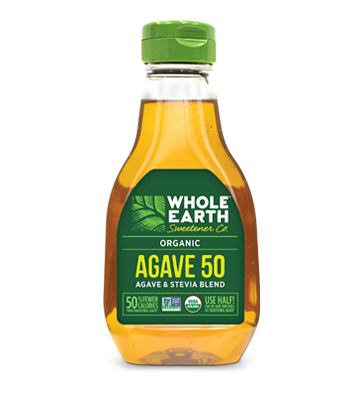 Whole Earth Sweetener Agave 50